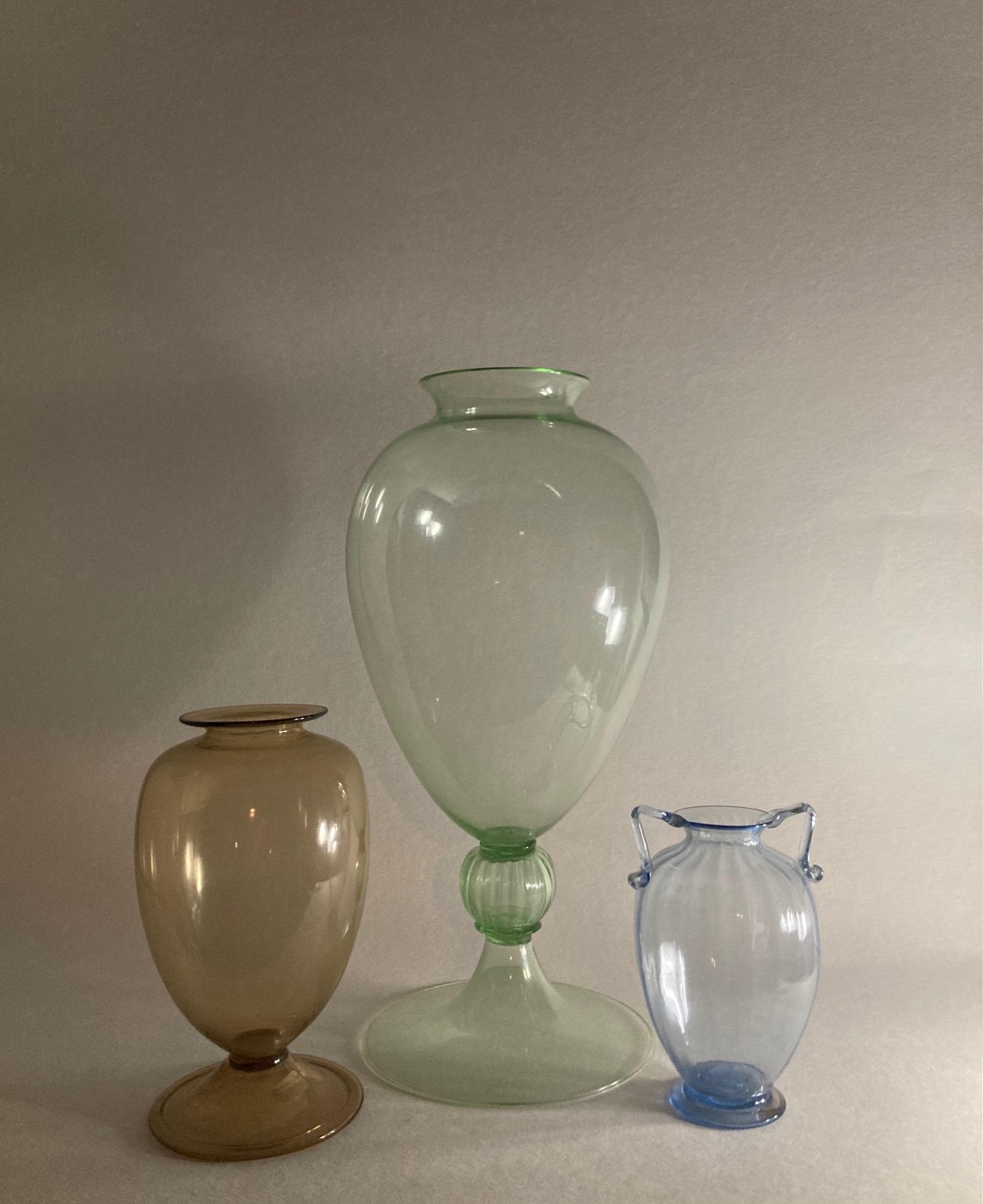 Soffiato-Vasen um 1925