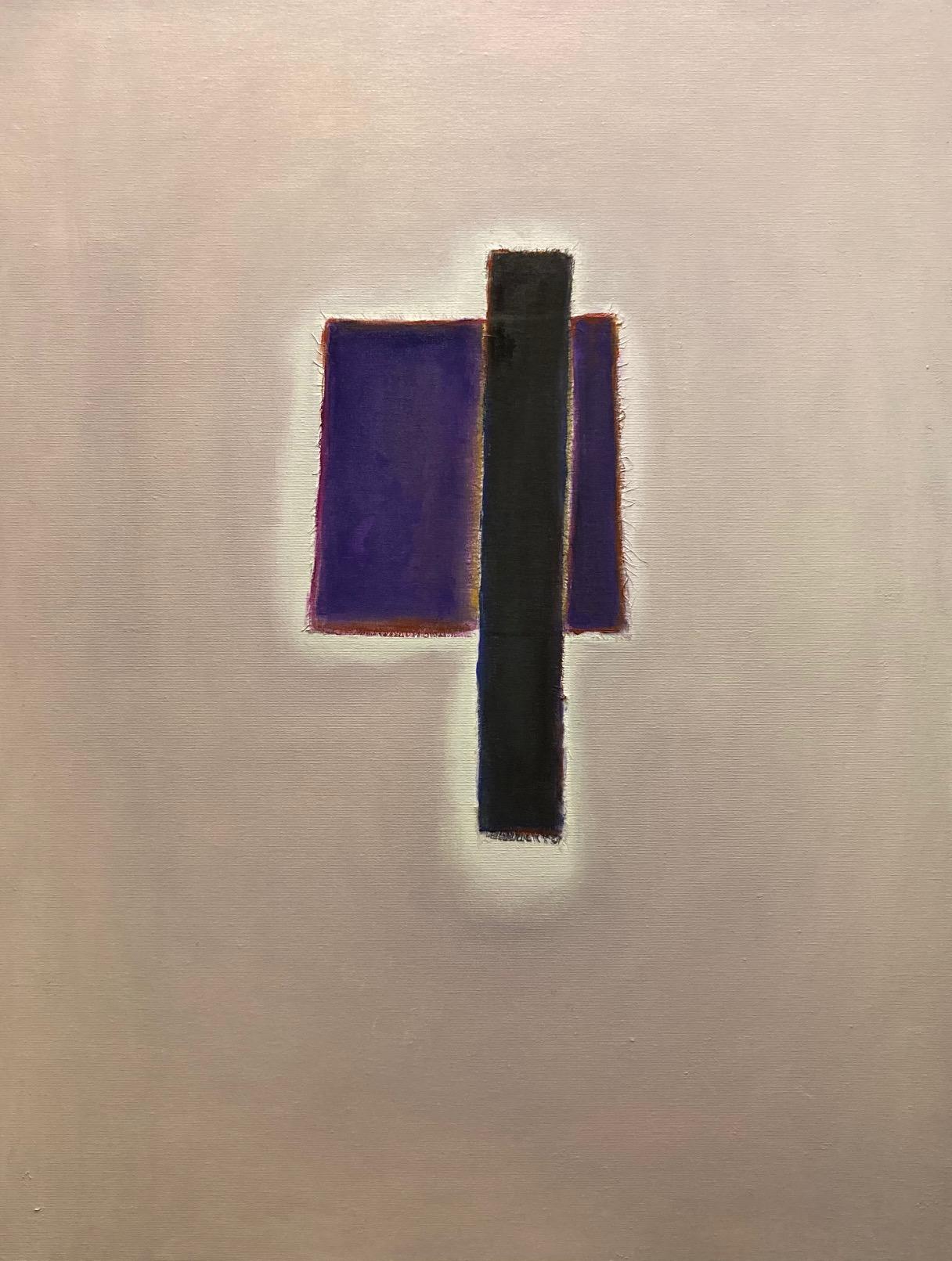 Silent Sign (5), Öl auf Leinwand, 80 x 60 cm, 2020