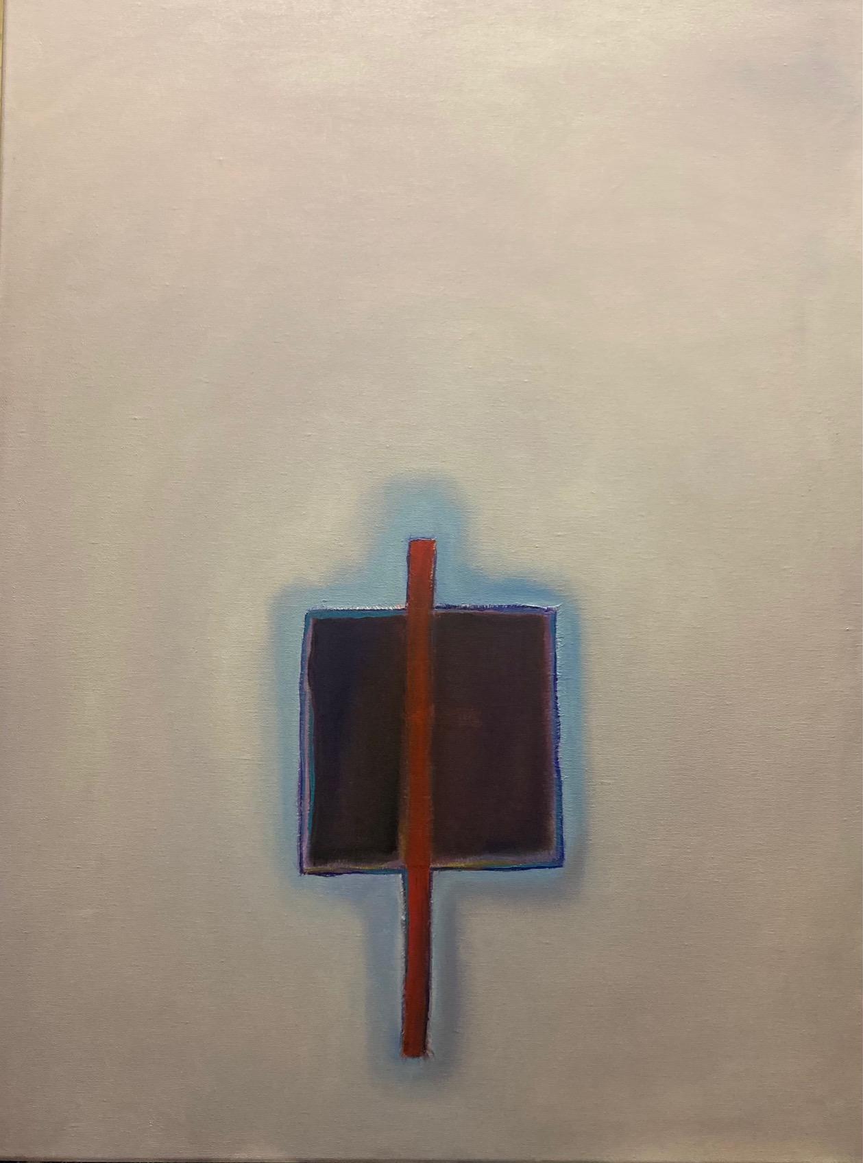 Silent Sign (7), Öl auf Leinwand, 80 x 60 cm, 2021