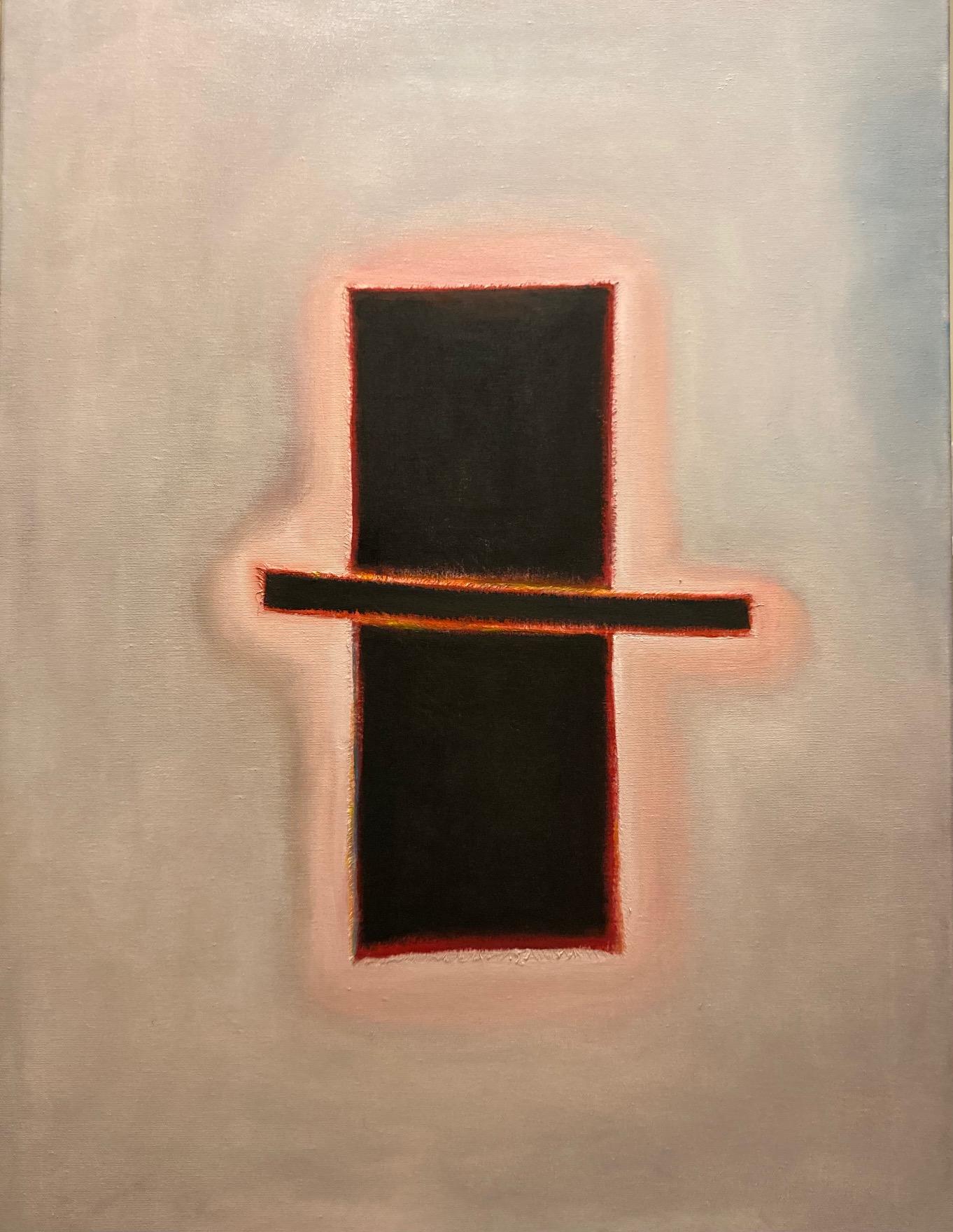 Silent Sign (8), Öl auf Leinwand, 80 x 60 cm, 2020